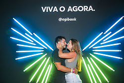 Agibank durante o maior festival de música do Sul do Brasil ocorre nos dias 01 e 02 de fevereiro, na SABA, na praia de Atlântida, no Litoral Norte gaúcho. Foto: Felipe Nogs / Agência Preview