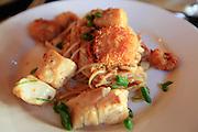Seafood Pad Thai, Talon Lodge, Sitka, Alaska