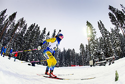 March 8, 2019 - –Stersund, Sweden - 190308 Mona Brorsson of Sweden competes in the Women's 7.5 KM sprint during the IBU World Championships Biathlon on March 8, 2019 in Östersund..Photo: Petter Arvidson / BILDBYRÃ…N / kod PA / 92247 (Credit Image: © Petter Arvidson/Bildbyran via ZUMA Press)