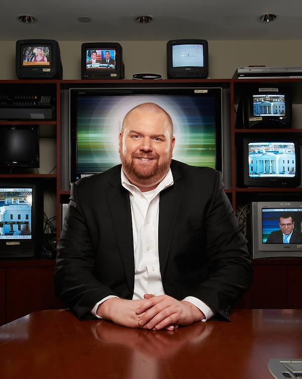 Ben Finley, Producer of MSNBC's PoliticsNation