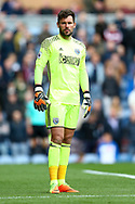 West Bromwich Albion Goalkeeper Ben Foster looks on. Premier League match, Burnley v West Bromwich Albion at Turf Moor in Burnley , Lancs on Saturday 6th May 2017.<br /> pic by Chris Stading, Andrew Orchard sports photography.