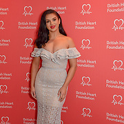Alexandra Cane attend The British Heart Foundation's Heart Hero Awards at The Globe Theatre, to celebrate and say thank you to the charity's inspirational supporters. Picture date: Friday 5 October 2018. Hosted by Kay Burley, awards went to selfless fundraisers and those who have shown remarkable bravery and gone above and beyond to help others. Nominations are now open for next year's Heart Hero Awards.