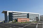 Orange County Civic Center Building in Santa Ana