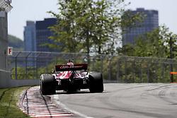June 9, 2019 - Montreal, Canada - Motorsports: FIA Formula One World Championship 2019, Grand Prix of Canada, ..#7 Kimi Raikkonen (FIN, Alfa Romeo Racing) (Credit Image: © Hoch Zwei via ZUMA Wire)