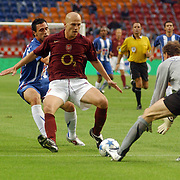 NLD/Amsterdam/20050731 - LG Amsterdam Tournament 2005, Arsenal - FC Porto, Cygan