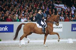 Cornelissen Adelinde (NED) - Parzival<br /> CDI-W 's Hertogenbosch 2009<br /> Photo © Dirk Caremans