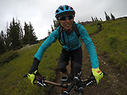 SHOT 8/5/17 2:01:40 PM - GoPro Hero 5 photos while riding Brian Head Resort in Brian Head, Utah with Vesta Lingvyte of Denver, Co. (Photo by Marc Piscotty / © 2017)