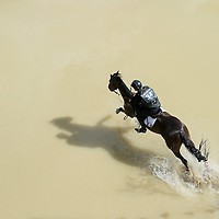 Cross Country - Burghley 2013