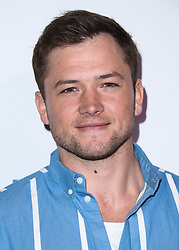 CinemaCon 2018 - Lionsgate Presentation held at The Colosseum at Caesars Palace during CinemaCon, the official convention of the National Association of Theatre Owners on April 26, 2018 in Las Vegas, Nevada, United States. 26 Apr 2018 Pictured: Taron Egerton. Photo credit: Xavier Collin/Image Press Agency / MEGA TheMegaAgency.com +1 888 505 6342