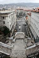 Trieste, centro città