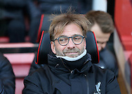 Liverpool's Jurgen Klopp looks on during the Premier League match at the Vitality Stadium, London. Picture date December 4th, 2016 Pic David Klein/Sportimage