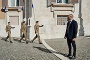 Cambio della guardia a Montecitorio.  Roma 15 ottobre 2015. Christian Mantuano / OneShot