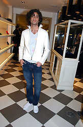 Singer MIKA at a party to celebrate the opening of PPQ Mayfair at 47 Conduit Street, London W1 on 18th September 2006.<br />