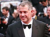 Director Luc Jacquet at the Closing ceremony and premiere of La Glace Et Le Ciel at the 68th Cannes Film Festival, Sunday 24th May 2015, Cannes, France.