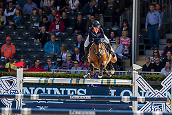 Derbyshire Amanda, GBR, Luibanta BH<br /> European Championship Jumping<br /> Rotterdam 2019<br /> © Hippo Foto - Dirk Caremans