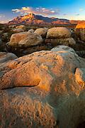 El Capitan peak in Texas' Guadalupe National Park