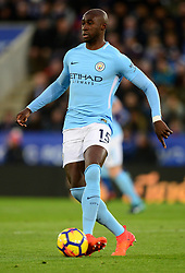 Eliaquim Mangala of Manchester City - Mandatory by-line: Alex James/JMP - 18/11/2017 - FOOTBALL - King Power Stadium - Leicester, England - Leicester City v Manchester City - Premier League