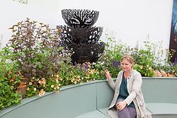 Carien van Boxtel. RHS Chelsea Flower Show 2016