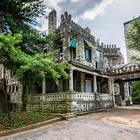 Ashlar Hall - Prince Mongo's Castle