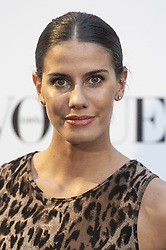 September 13, 2018 - Madrid, Spain - Alicia Medina attends to photocall of Vogue Fashion Night Out 2018 in Madrid, Spain. September 14, 2018. (Credit Image: © Coolmedia/NurPhoto/ZUMA Press)