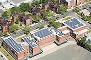 Aerial Photos - Solar Power