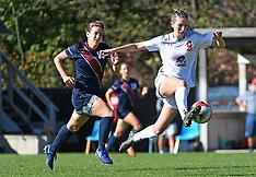 2017-10-20 Robert Morris Women's Soccer vs. FDU