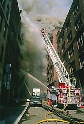 Boston Chinatown Fire