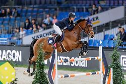 Conter Zoe, BEL, La Una<br /> Stuttgart - German Masters 2019<br /> © Hippo Foto - Stefan Lafrentz<br /> 14/11/2019