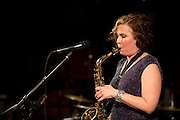 Vocalist Liz Johnson at the Nashville Jazz Workshop