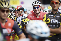 June 17, 2017 - Schaffhausen, Schweiz - Schaffhausen, 17.06.2017, Radsport - Tour de Suisse, Gregory Rast (SUI) an der Tour de Suisse. (Credit Image: © Melanie Duchene/EQ Images via ZUMA Press)