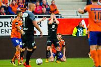 Fotball , 6 August , Eliteserien , Aalesund - Brann , Sivert Heltne Nilsen fortviler<br /> <br />  , Foto: Marius Simensen, Digitalsport