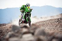 Motor Motocross<br /> Rally Dakar<br /> Chile Argentina<br /> 04.01.2012<br /> Foto: Gepa/Digitalsport<br /> NORWAY ONLY<br /> <br /> Rallye Dakar 2012, 4. Etappe San Juan - Chilecito. Bild zeigt Pål Anders Ullevålseter (NOR/ KTM)
