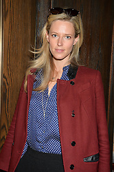 OLIVIA HUNT at the 'Ladies of Influence Lunch' held at Marcus, The Berkeley Hotel, London on 12th May 2014.