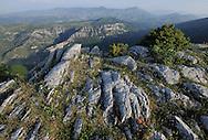 The Ignoussa mountains, Lake Kerkini, Macedonia, Greece