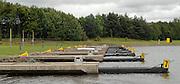 Motherwell, SCOTLAND. Tecnical, start area, at the  2007 FISA U23 [Senior B] World Championship Regatta, Strathclyde Country Park.  25/07/2007 [Mandatory credit Peter Spurrier/ Intersport Images].