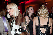 VIRGINIA BATES; DIANE WRIGHT, IMG HERALD TRIBUNE HERITAGE LUXURY PARTY.- Celebration of Heritage Luxury and 10 years of the International Herald Tribune Luxury Conferences. North Audley St. London. 9 November 2010. -DO NOT ARCHIVE-© Copyright Photograph by Dafydd Jones. 248 Clapham Rd. London SW9 0PZ. Tel 0207 820 0771. www.dafjones.com.