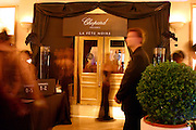 Chopard Party, Cannes Film Festival