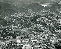 1926 Looking north at Hollywood near Hollywood Blvd. & Highland Ave.