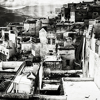 Photographs created in Morocco by Anuar Patjane during summer 2013