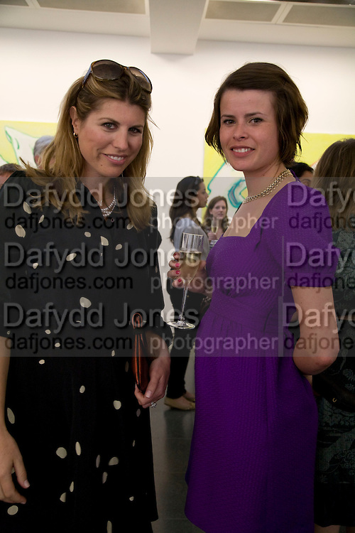 VIVIA FERRAGAMO AND ILANA JOLANBA, The London Magazine party to celebrate the New London Season and the TLM award for the Best-Dressed Man and Woman. Serpentine Gallery. 21 May 2008.  *** Local Caption *** -DO NOT ARCHIVE-© Copyright Photograph by Dafydd Jones. 248 Clapham Rd. London SW9 0PZ. Tel 0207 820 0771. www.dafjones.com.