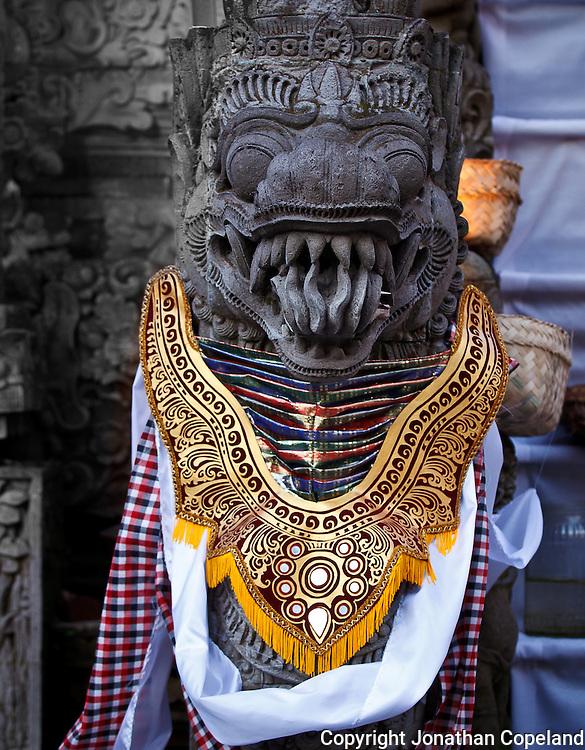 Bali Ubud Mask Ceremony