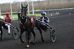 January 13, 2019 - France - Cash Gamble - Franck Nivard. (Credit Image: © Panoramic via ZUMA Press)