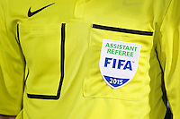 Illustration arbitre assistant referee FIFA 2015 - 17.01.2015 - Metz / Montpellier - 21eme journee de Ligue 1<br />