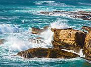 Los Osos Coast in Central California