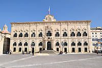 Municipal  Building in Valetta