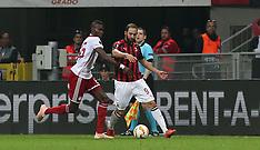 Milan v Olympiacos - 04 October 2018