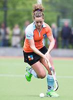 HAREN - Hockey - Hedi Koning (Gron.)   Groningen (GHHC) wint de promotiewedstrijd naar de hoofdklasse van Were Di (1-0). .COPYRIGHT KOEN SUYK