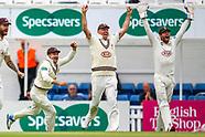 Surrey County Cricket Club v Warwickshire County Cricket Club 260619