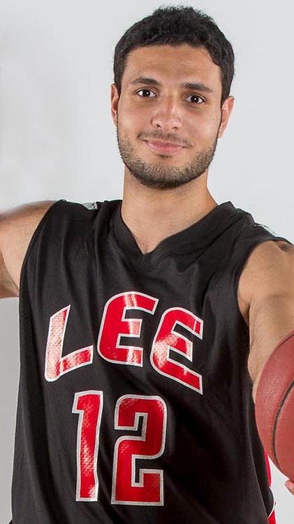 Lee College 2014-1015 Basketball team.