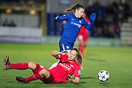 Chelsea Ladies v Montpellier Feminines 280318